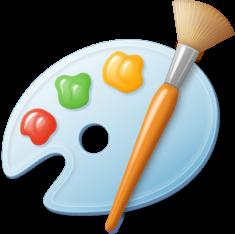 Riepilogo degli strumenti di Paint