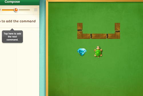 Move the Turtle, app per imparare il code