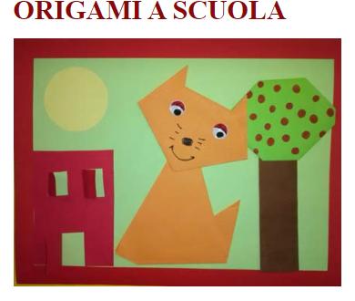 Costruire origami a scuola