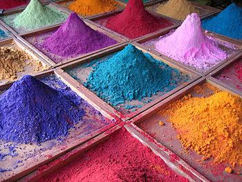 I coloranti per alimenti